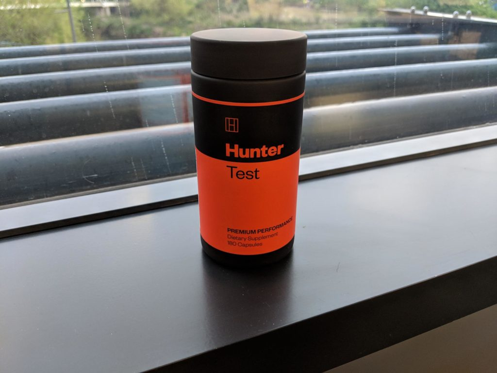 hunter TEST australia