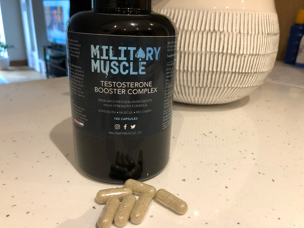 military Muscle reviews australia